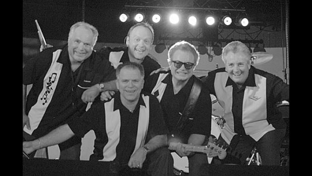 The Whitesidewalls will once again perform at the grand finale of the 2015 Music in the Park series on Wednesday, August 26, from 6-9 p.m. at Memorial Park in Durand. Submitted Photo