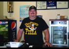 Brian Berning of Plainview recently took sole ownership of Dog Pound Pizza