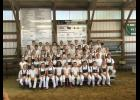 4-H Dairy Members 4-H members that make up the Dairy showcase for the 2016 Winona County Fair included: Top row: Tanner Morrison, Ella Miller, Leah Brosig, Clay Wegman, , Karson Moger, Braden Ihrke, Kasey Sobek, Bradley Miller, Greg Brosig, and Jacob Hornberg.  Second row from Top: Calli Brouwer, Dawson Brouwer, Sydney Kurth, Jenne Ihrke, Peyton Morrison, Vance Fuller, Derek Salwey, Shawn Wegman, Paige Denzer, Alexa Ellinghuysen, Ben Maynard.  Third row: Cora Gibbs, Megan Meyer, Larissa Shea, Katie Ketchum,